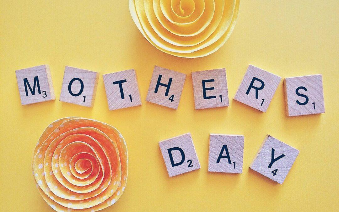 Am 9. Mai ist Muttertag
