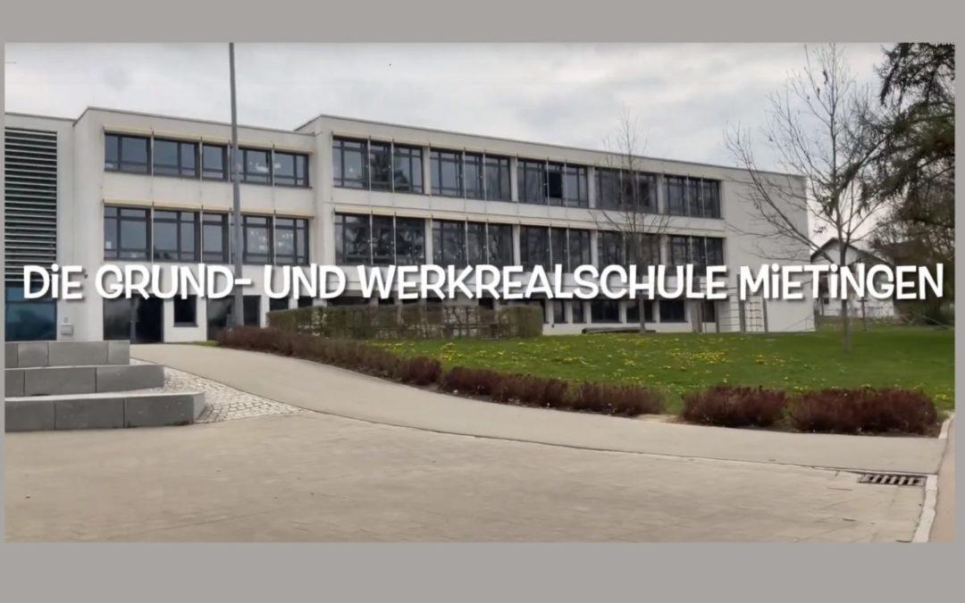Ein virtueller Schulhausrundgang – Mietingen